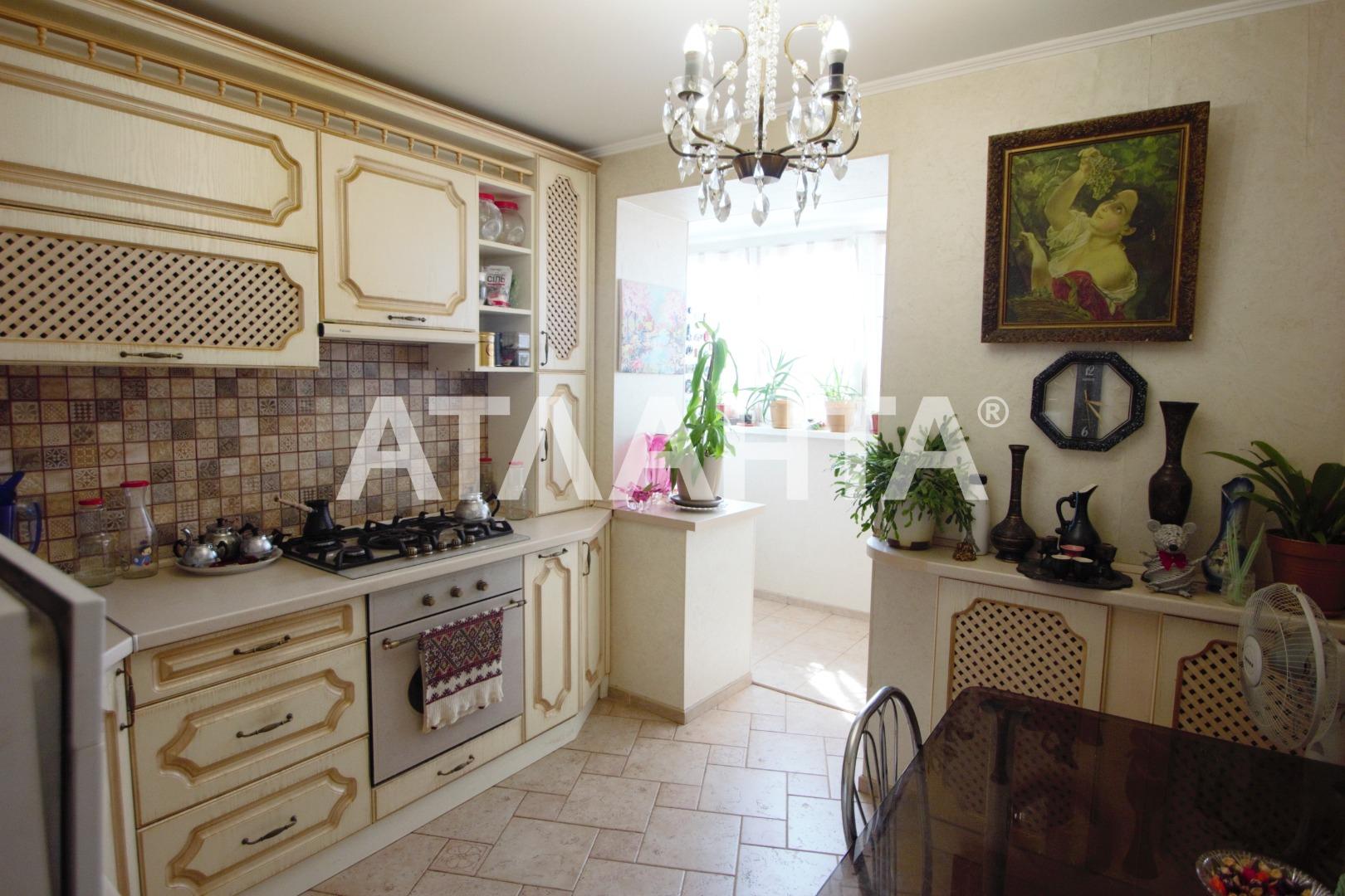 продажа однокомнатной квартиры номер A-165441 в Киевском районе, фото номер 16